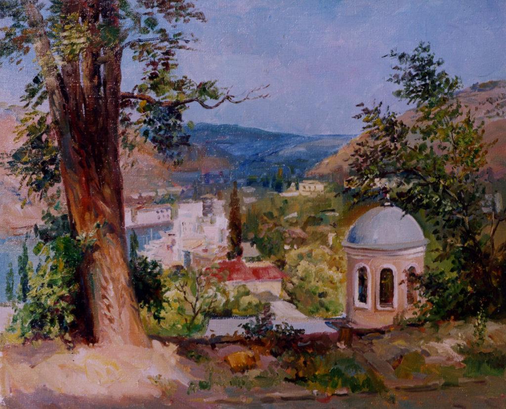 картины Анатолия Шорохова
